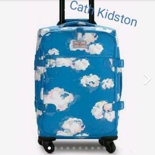 キャスキッドソン(Cath Kidston)のキャスキッドソン 新品雲柄 キャリーバッグ(スーツケース/キャリーバッグ)