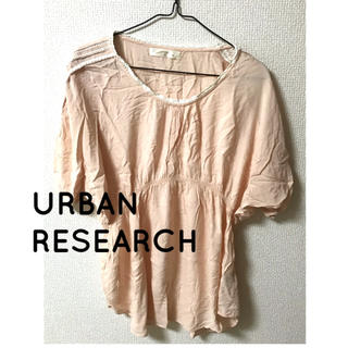URBAN RESEARCH - アーバンリサーチ カットソー トップス ブラウス