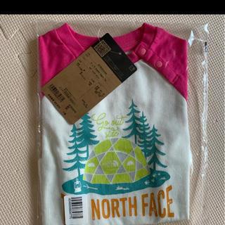 ザノースフェイス(THE NORTH FACE)のノースフェイス ベビー ノースフェイスキッズ 長袖 ロンT(Tシャツ/カットソー)
