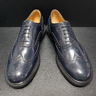 ストールマンテラッシ(SUTOR MANTELLASSI)イタリア製革靴 7