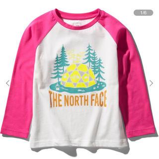 ザノースフェイス(THE NORTH FACE)のノースフェイス キッズ Tシャツ 80(Tシャツ)
