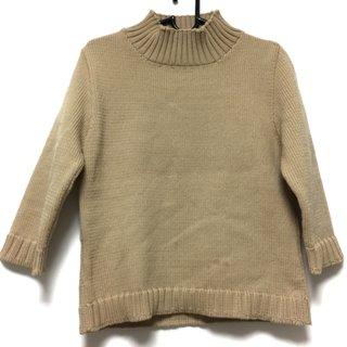 バレンシアガ(Balenciaga)のバレンシアガ 七分袖セーター サイズ38 M -(ニット/セーター)
