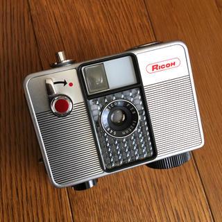 リコー(RICOH)のRICOH auto half S リコー オートハーフ S  ハーフカメラ(フィルムカメラ)