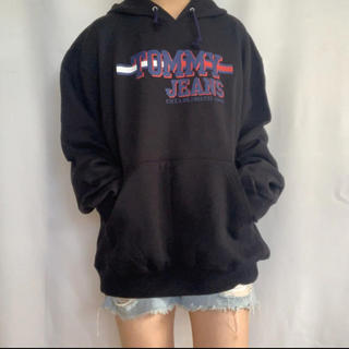 TOMMY HILFIGER - TOMMY JEANS ロゴスウェット
