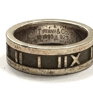 ティファニー(Tiffany & Co.)のティファニー リング アトラス シルバー(リング(指輪))