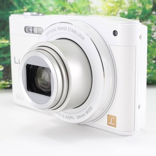 Panasonic - パナソニック デジタルカメラ ルミックス SZ8 光学12倍 ホワイト