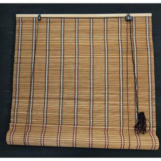 竹すだれ ロールアップすだれ 88x170cm 3枚 壁飾り 店舗 簾(ブラインド)