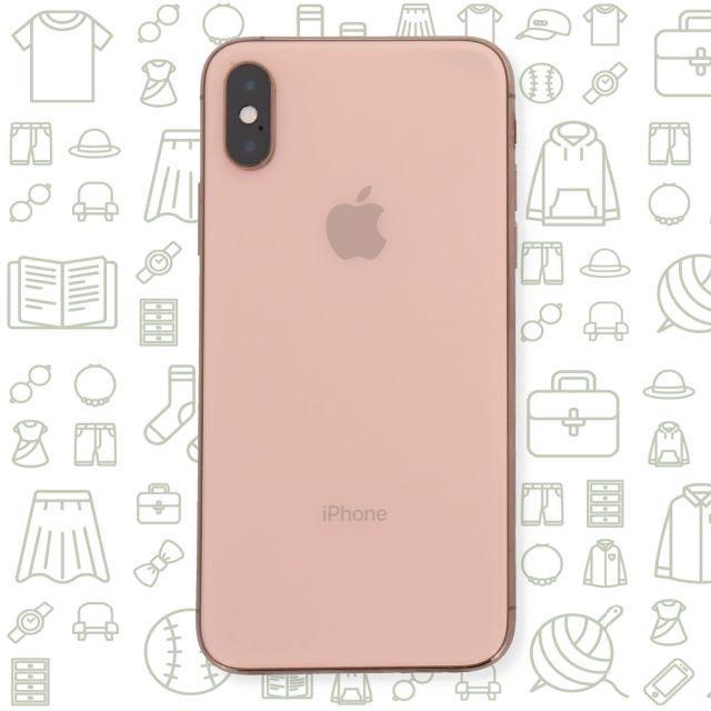 iPhone(アイフォーン)の【C】iPhoneXS/64/SIMフリー スマホ/家電/カメラのスマートフォン/携帯電話(スマートフォン本体)の商品写真