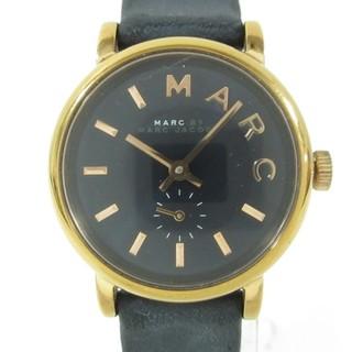 マークバイマークジェイコブス(MARC BY MARC JACOBS)のマークジェイコブス 腕時計 MBM1331(腕時計)