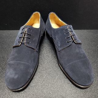 ブルーノマリ(BRUNOMAGLI)のブルーノ・マリ(BRUNO MAGLI) イタリア製革靴 青 41(ドレス/ビジネス)
