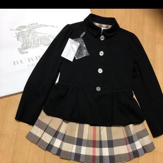 バーバリー(BURBERRY)のバーバリー 入学式 3点セット(ドレス/フォーマル)