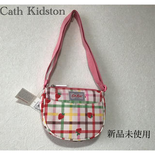 Cath Kidston - ⭐︎新品未使用⭐︎Cath Kidston キャスキッドソン いちご バック