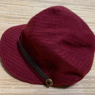 バーバリー(BURBERRY)のバーバリーキャストケット帽子(帽子)