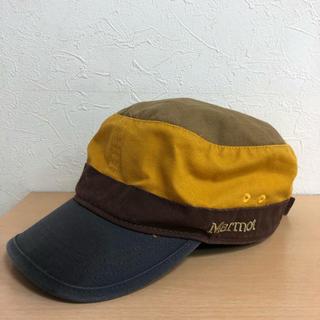 MARMOT - マーモット ワークキャップ 帽子 1600円