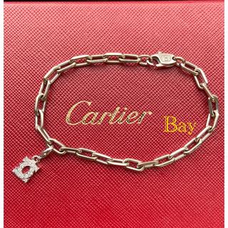 カルティエ(Cartier)のCartier  カルティエ スパルタカス ホワイトゴールド ブレスレット(ブレスレット/バングル)