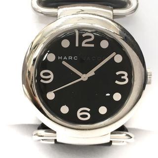 マークバイマークジェイコブス(MARC BY MARC JACOBS)のマークジェイコブス 腕時計 MBM1057 黒(腕時計)