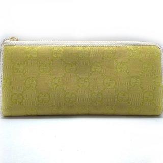 グッチ(Gucci)のGUCCI(グッチ) 長財布 GG柄 268917(財布)