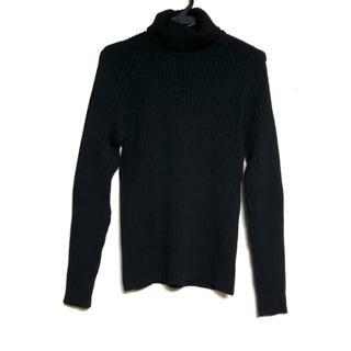 アニエスベー(agnes b.)のアニエスベー 長袖セーター サイズ1 S 黒(ニット/セーター)
