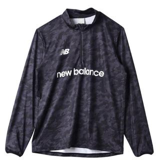 ニューバランス(New Balance)のニューバランスハーフジップウォームアップトレーニング上下(ウェア)