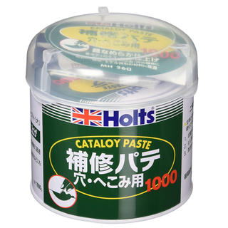 トヨタ(トヨタ)のホルツ 補修パテ 穴・へこみ用 カタロイペースト 1kg Holts MH260(メンテナンス用品)