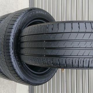ダンロップ(DUNLOP)のDL 215/55R17 LE MANS V タイヤ 4本 DUNLOP(タイヤ)