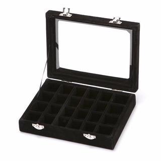 リングケース アクセサリーボックス ジュエリーボックス ¥1,970 送料込 購