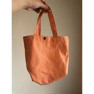 ディーホリック(dholic)のorange bag(ハンドバッグ)