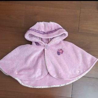 アナスイミニ(ANNA SUI mini)のANNA SUI mini  ベビーポンチョ(ジャケット/コート)