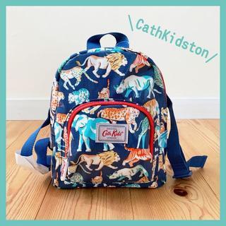 Cath Kidston - キャスキッドソン CathKidston リュック★動物サファリ