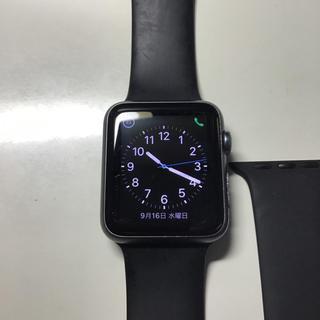 アップルウォッチ(Apple Watch)のApple Watch アップルウォッチ42M 初代(携帯電話本体)