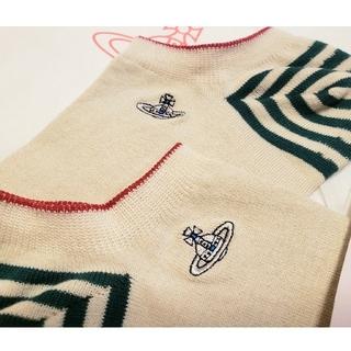 ヴィヴィアンウエストウッド(Vivienne Westwood)のメンズ👦2020🍁秋冬🍂新色👟スニーカー👟ソックスIV🧦ヴィヴィアン(ソックス)