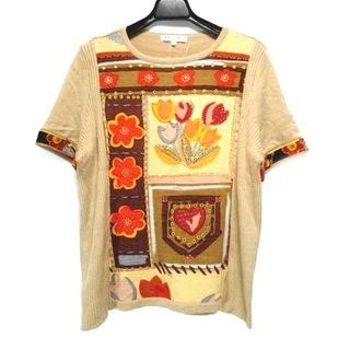 レオナール(LEONARD)のレオナール 半袖セーター サイズ42 L(ニット/セーター)