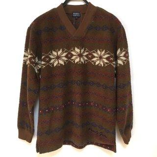 パーリーゲイツ(PEARLY GATES)のパーリーゲイツ 長袖セーター サイズ1 S(ニット/セーター)