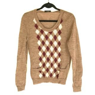 プラダ(PRADA)のPRADA(プラダ) 長袖セーター サイズ44 L(ニット/セーター)