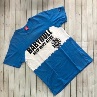 BABYDOLL - ベビードール Tシャツ Mサイズ ユニセックス