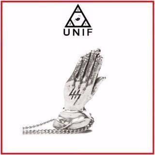 ユニフ(UNIF)のUNIF♡ PRAY NECKLACE(リング(指輪))