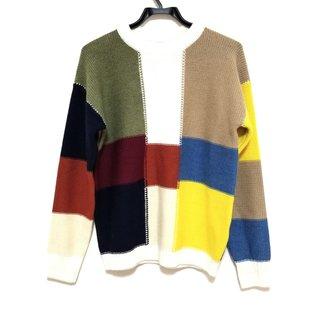 シーバイクロエ(SEE BY CHLOE)のシーバイクロエ 長袖セーター サイズS美品 (ニット/セーター)