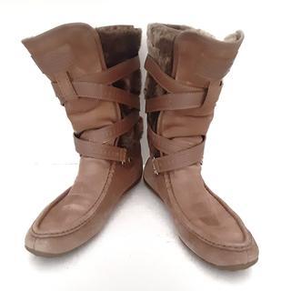 ルイヴィトン(LOUIS VUITTON)のルイヴィトン ショートブーツ 37 1/2(ブーツ)