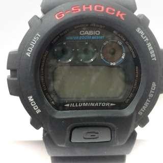 カシオ(CASIO)のカシオ 腕時計 G-SHOCK DW-6900 メンズ 黒(その他)