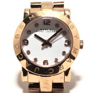マークバイマークジェイコブス(MARC BY MARC JACOBS)のマークジェイコブス 腕時計美品  MBM3078(腕時計)