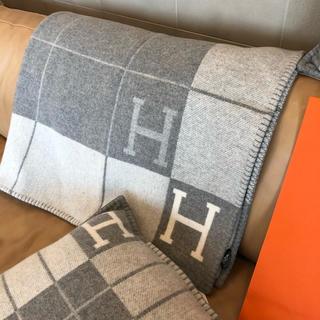 エルメス(Hermes)の新品未使用 エルメス アヴァロン ブランケット 毛布(毛布)