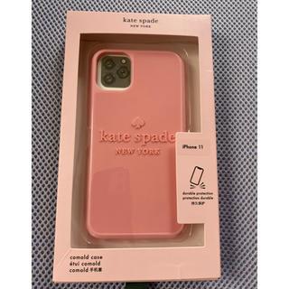 kate spade new york - 【新品】ケイトスペード kate  spade  iPhone11用 ケース