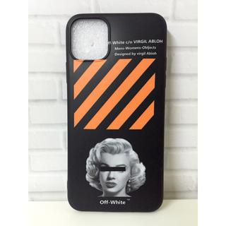 オフホワイト(OFF-WHITE)の斬新デザイン  オフホワイト  iPhoneケース  最新サイズ(iPhoneケース)