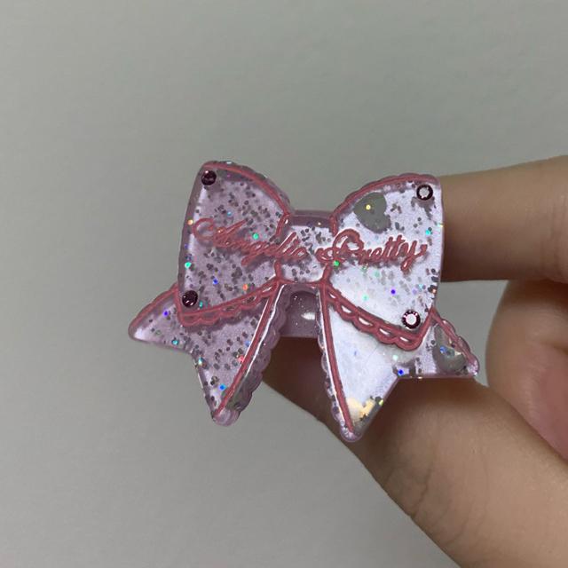 Angelic Pretty(アンジェリックプリティー)のアンジェリックプリティ ときめきリング レディースのアクセサリー(リング(指輪))の商品写真