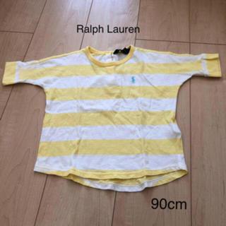 ポロラルフローレン(POLO RALPH LAUREN)のポロ ラルフローレン シャツ 90cm(Tシャツ/カットソー)
