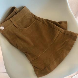 パーリーゲイツ(PEARLY GATES)のジックバニー スカート 美品(ミニスカート)