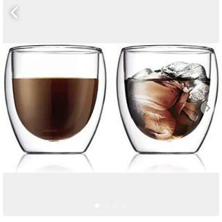 ボダム(bodum)のボダム グラス 2個セット(グラス/カップ)