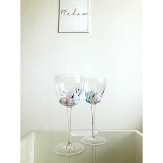 ACTUS - ●○希少○●新品未使用●○コンランショップ○CONRAN○●ペアワイングラス○●