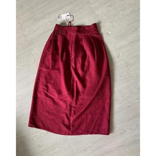 マウジー(moussy)の新品✳︎ moussy スカート(ひざ丈スカート)