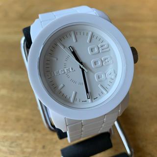 DIESEL - 新品✨ディーゼル DIESEL フランチャイズ 腕時計 DZ1436 ホワイト